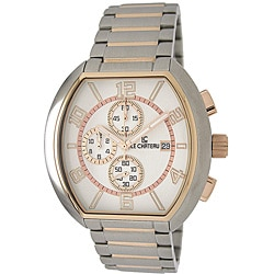 Le Chateau Men's Sports Dinamica Two-tone Watch