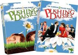 Pushing Daisies - Seasons One & Two (DVD)
