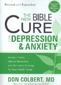 The New Bible Cure for Depression and Anxiety (Paperback)