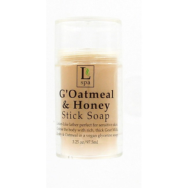L Spa G'Oatmeal and Honey Stick Soap - Free Shipping On ...