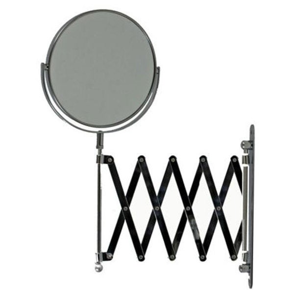 Debut 5x Chrome Wall Mounted Extension Mirror