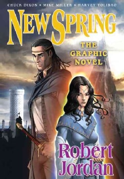 New Spring: The Graphic Novel (Paperback)