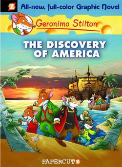 Geronimo Stilton 1: The Discovery of America (Hardcover)