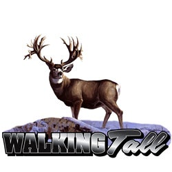 Upstream Images 'Walking Tall' Color Window Decal - Thumbnail 0