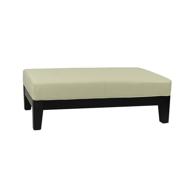 white leather ottomans storage coffee table etc. Black Bedroom Furniture Sets. Home Design Ideas