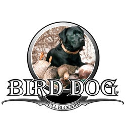 Upstream Images 'Bird Dog' Color Window Decal