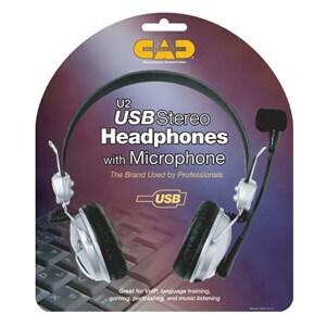 CAD U2 USB Stereo Headset