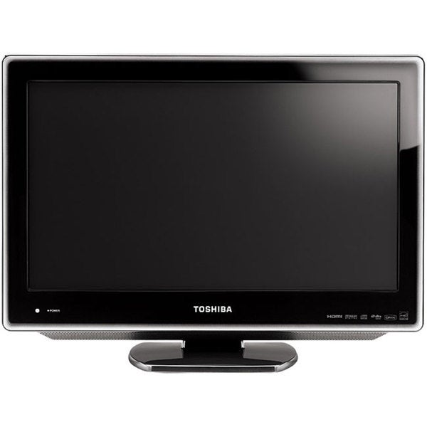 Toshiba 22lv610u 22-inch 720p Lcd Hdtv   Dvd Combo - Free Shipping Today - Overstock Com