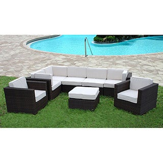 Atlantic Siena 8-piece Patio Set