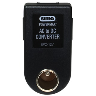 Sima PowerMax Cigarette Lighter Outlet AC Adapter