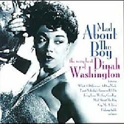 Dinah Washington - Mad About The Boy