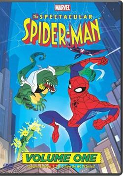 Spectacular Spider-Man Vol 1 (DVD)