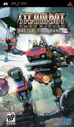 PSP - Steamboat Chronicles Battle Tournament