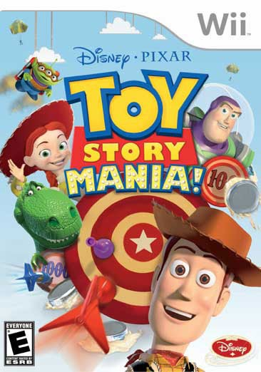 Wii - Toy Story Mania