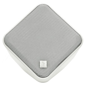 Boston Acoustics Outdoor Speaker - 2-way - 1 Pack - White