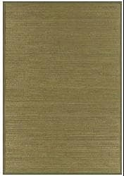 Wood-tone Rayon from Bamboo Rug (6' x 9')
