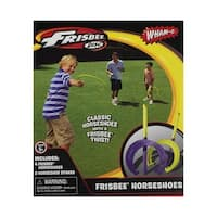 Frisbee Horseshoes Outdoor Game