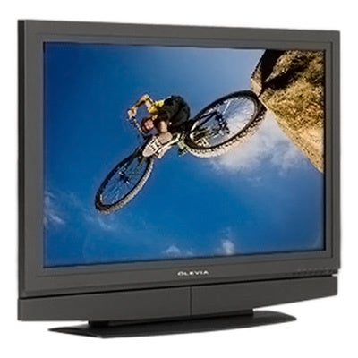 shop olevia 242tfhd 42 inch 1080p flat lcd hdtv refurbished free rh overstock com
