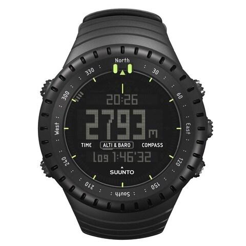 Suunto Core Men's All Black Altimeter Watch