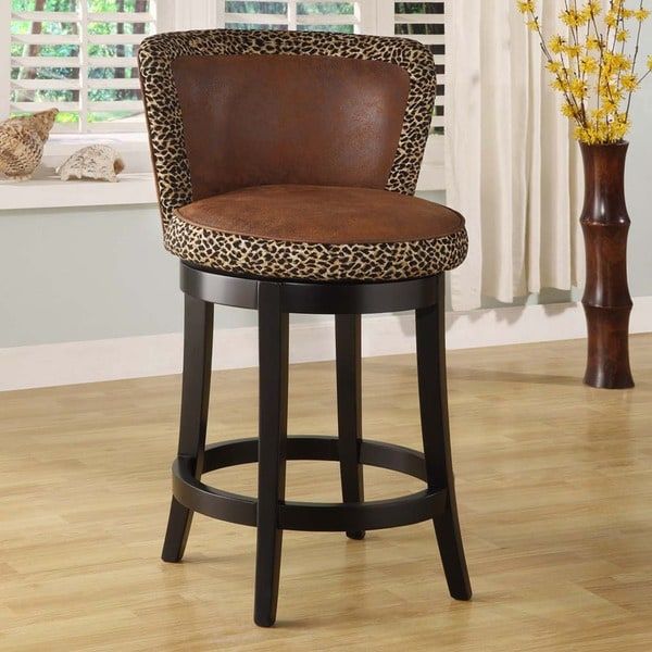 Shop Lisbon Swivel Barstool Free Shipping Today