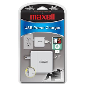 Maxell USB Charger