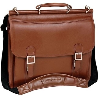 McKleinUSA Halsted V Series 80334 Double Compartment Laptop Case