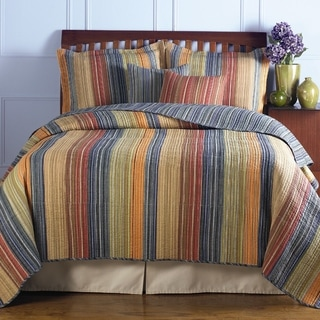 Greenland Home Fashions Katy 5-piece Quilt Set