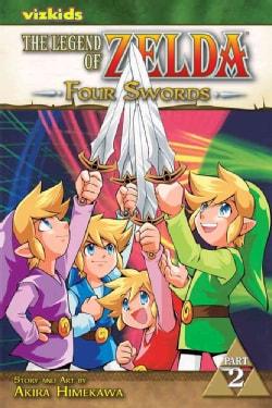 The Legend of Zelda 7: Four Swords (Paperback)