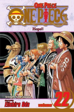 One Piece 22: Hope!! (Paperback)