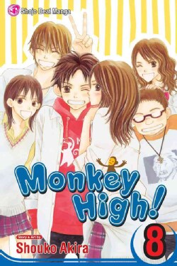 Monkey High! 8 (Paperback)