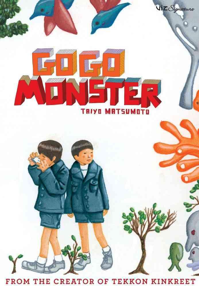 Gogo Monster (Hardcover)