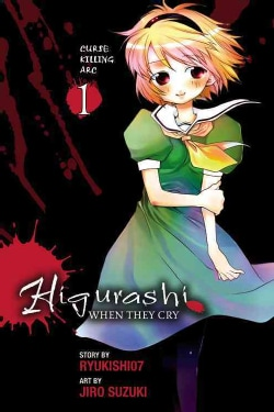 Higurashi When They Cry 5: Curse Killing Arc 1 (Paperback)