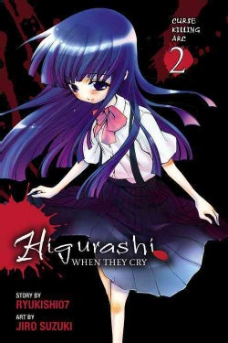 Higurashi When They Cry 2: Curse Killing Arc (Paperback)