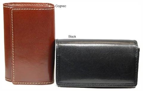 Castello Men's Mini Accordion Wallet
