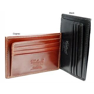 Castello Men's Slim Leather Wallet