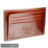 Castello Men's Slim Leather Wallet