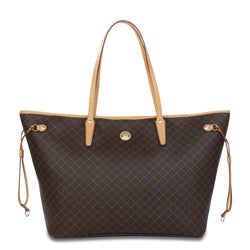 Rioni Signature Large Luxury Tote