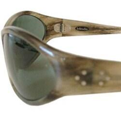 Blinde Design 'Blinde' Charcoal Tortoiseshell Sunglasses
