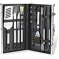 Picnic at Ascot B.B.Q. Stainless Steel Master Grill Tools