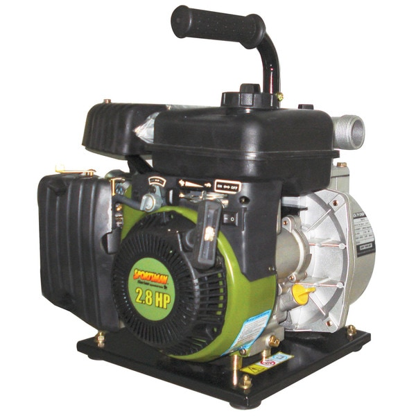 Clean Water 1.5-inch Utility Pump