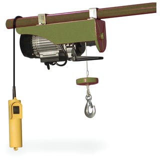 Electric 440-pound Hoist|https://ak1.ostkcdn.com/images/products/3992624/3992624/Electric-440-pound-Hoist-P12021612.jpeg?impolicy=medium