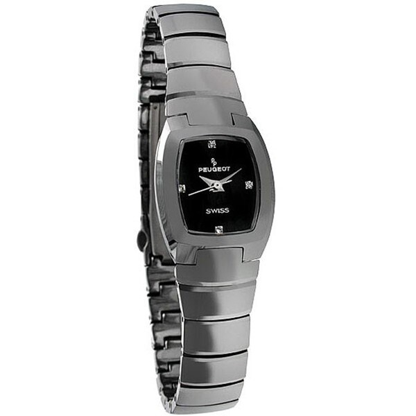 Peugeot Swiss Women's Tungsten Carbide Watch