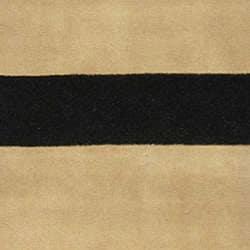 "Safavieh Handmade Rodeo Drive Modern Abstract Ivory/ Grey Wool Rug (7' 6"" x 9' 6"") - Thumbnail 2"