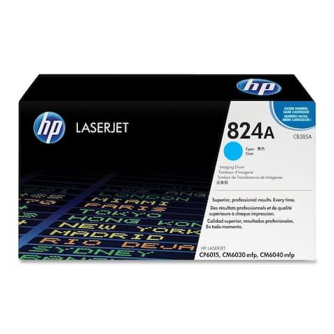 HP 824A (CB385A) Cyan Original LaserJet Image Drum - Single Pack