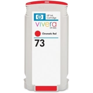HP 73 Chromatic Red Ink Cartridge