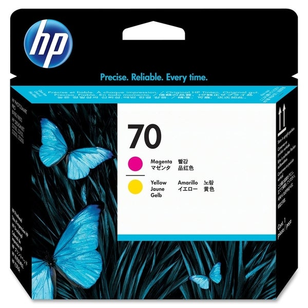 HP 70 Original Printhead - Single Pack
