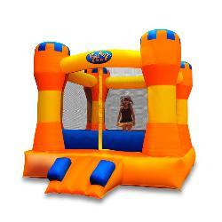 Blast Zone Play Palace Bounce House - Thumbnail 1