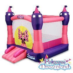 Blast Zone Princess Dreamland Bounce Castle - Thumbnail 1