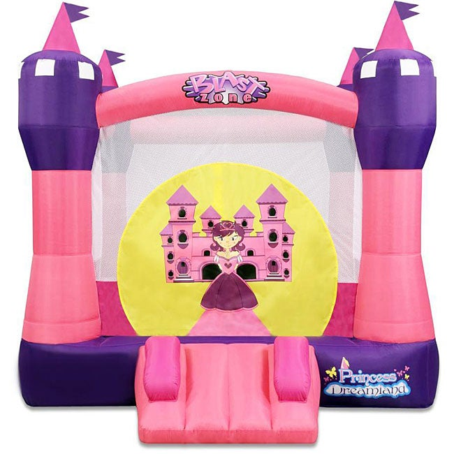 Blast Zone Princess Dreamland Bounce Castle