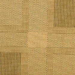 Safavieh Lakeview Natural/ Olive Green Indoor/ Outdoor Rug (5'3 Round) - Thumbnail 2